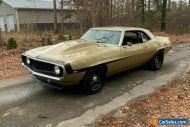 1969 Chevrolet Camaro 1969 camaro 454 pat musi 9 inch 4 link