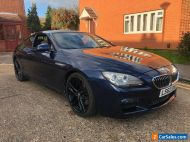 2012 Bmw 6 Series F13 640D M Sport Coupe