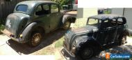 1948 Morris 8/40 Series E Coupe - Very Complete & Minimal Rust