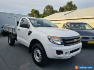 2014 Ford Ranger PX XL Cab Chassis 2dr Spts Auto 6sp 4x4 3.2DT Automatic A
