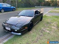 Nissan 180sx 380hp e85 haltec gtx turbo