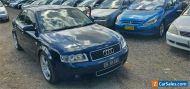 2004 Audi A4 B6 1.8T Blue Automatic A Sedan