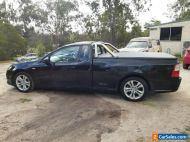 2010 Ford Falcon FG XR6  Black Automatic 6sp Utility