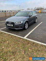Grey Audi A3 1.4 TFSI