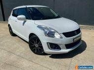 2014 Suzuki Swift FZ GL Navigator Hatchback 5dr Auto 4sp 1.4i [MY14] Automatic