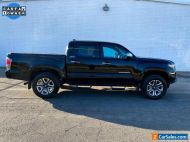 2017 Toyota Tacoma 4x4 Limited 4dr Double Cab 5.0 ft SB
