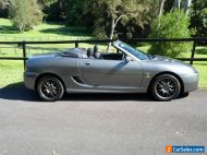MG TF 2002 model 120 auto ,.immaculate condition, low klms .