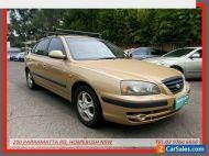 2004 Hyundai Elantra XD Elite 2.0 HVT Gold Automatic 4sp A Hatchback