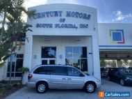 2006 Chrysler Town & Country Touring, very low miles, v6,  3rd row seating, leather, DVD