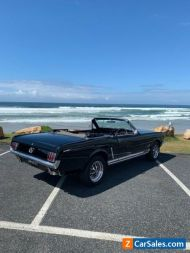 Ford Mustang 1965 Fastback GT Convertible RHD