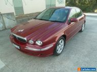 JAGUAR X-TYPE  3 LTR  IMMACULATE CONDITION