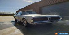 1968 Mercury Cougar (Ford Mustang)