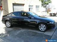 """2011 AUDI A4 2.0T DIESEL 212,000 KLMS SUNROOF""""SOLD AS IS NO RWC MECH GOOD """"$7888"""