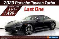2020 Porsche Taycan AWD Turbo 4dr Sedan