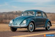1954 Volkswagen Beetle - Classic Beetle Deluxe Sedan
