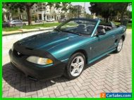 1996 Ford Mustang 2dr Convertible