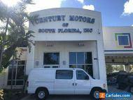 2004 Ford E-Series Van v8, work van, cargo shelf storage, no accidents, siren light