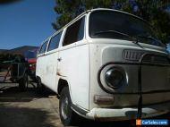 1971 lowlight VW Kombi van