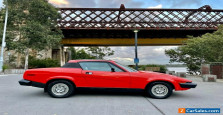 Original 1980 Triumph TR7. 2.0L 4 Cylinder. 5 Speed Manual. Only 44,000kms!!