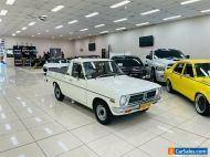 1980 Datsun 1200 White Manual 4sp M Utility