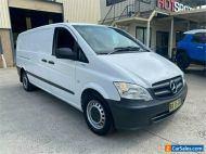 2013 Mercedes-Benz Vito 639 113CDI White Automatic A Van