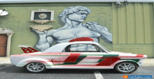1959 Fiat Bianchina Custom