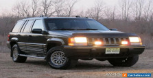 1995 Jeep Grand Cherokee Limited 4dr 4WD SUV SUV 4-Door Automatic 4-Speed