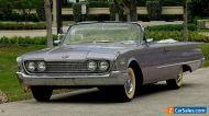 1960 Ford Sunliner SUNLINER