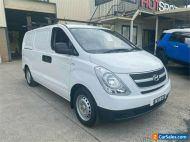 2013 Hyundai iLOAD TQ2-V White Automatic A Van