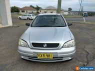1999 Holden Astra TS City Silver Automatic 4sp A Hatchback