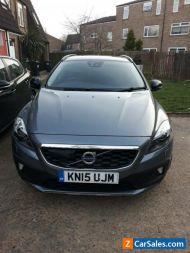 Volvo V 40 D3 Cross Country LUX NAV  2015  67500miles  Geartronic/Auto 150 BHP