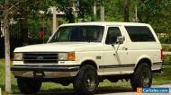1990 Ford Bronco FULL SIZE BRONCO