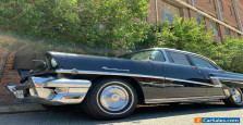 Rare 1956 Mercury Monterey Sports Sedan 312 V8 Auto