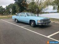 Cadillac Coupe De Ville 1977