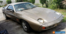 PORSCHE 928S V8 coupe 924 944 911 not BMW Mercedes Alfa Ferrari lotus jaguar