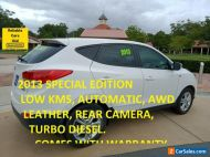 AUTOMATIC IX35 HYUNDAI LOWKMS SUV 4x4suit ford toyota rav4 mazda cx7 cx5 santafe