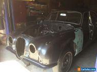 Daimler 250 V8 Saloon