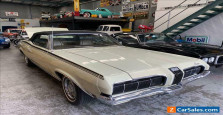 1970 FORD MERCURY COUGAR CONVERTIBLE AMAZING ORDER THROUGHOUT!