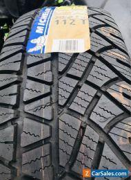 Michelin Latitude 265/65R-17 Set of 4