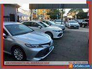 2019 Toyota Camry ASV70R MY19 Ascent White Automatic 6sp A Sedan
