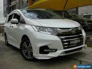 2019 Honda Odyssey RC MY20 VTi-L White Automatic A Wagon