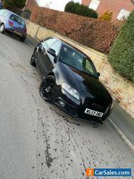 Audi A3 s-line 1.4 TFSI Sportback