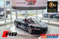 2011 Audi R8 4.2 Spyder quattro Auto R tronic