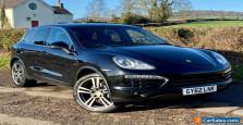 12/62 Porsche Cayenne 3.0 TDI V6 Tiptronic S *TURBO ALLOYS *AIR *PORSCHE SERVICE