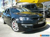 2012 Holden Special Vehicles ClubSport E3 MY12 R8 Black Automatic 6sp A Sedan
