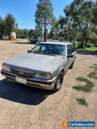 FORD XF S PACK 4  SPEED WAGON 1987