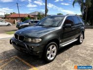 2005 BMW X5 e53 sports pack 3.0d DIESEL needs work suit x3 suv 4x4