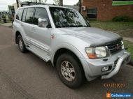 2001 Pajero NM Exceed, low kms, auto, economic Dual Fuel, price dropped $1000