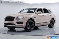 2018 Bentley Bentayga Black Edition Mulliner