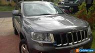 jeep grand cherokee MY 12  wk2 suv 3.6 v6 4x4 iv